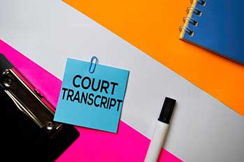 Arbitration Transcription Services